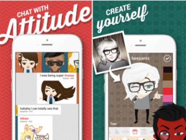 Bebo - Chat with Attitude