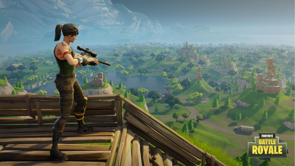 Is the incredibly popular Fortnite game okay for kids?