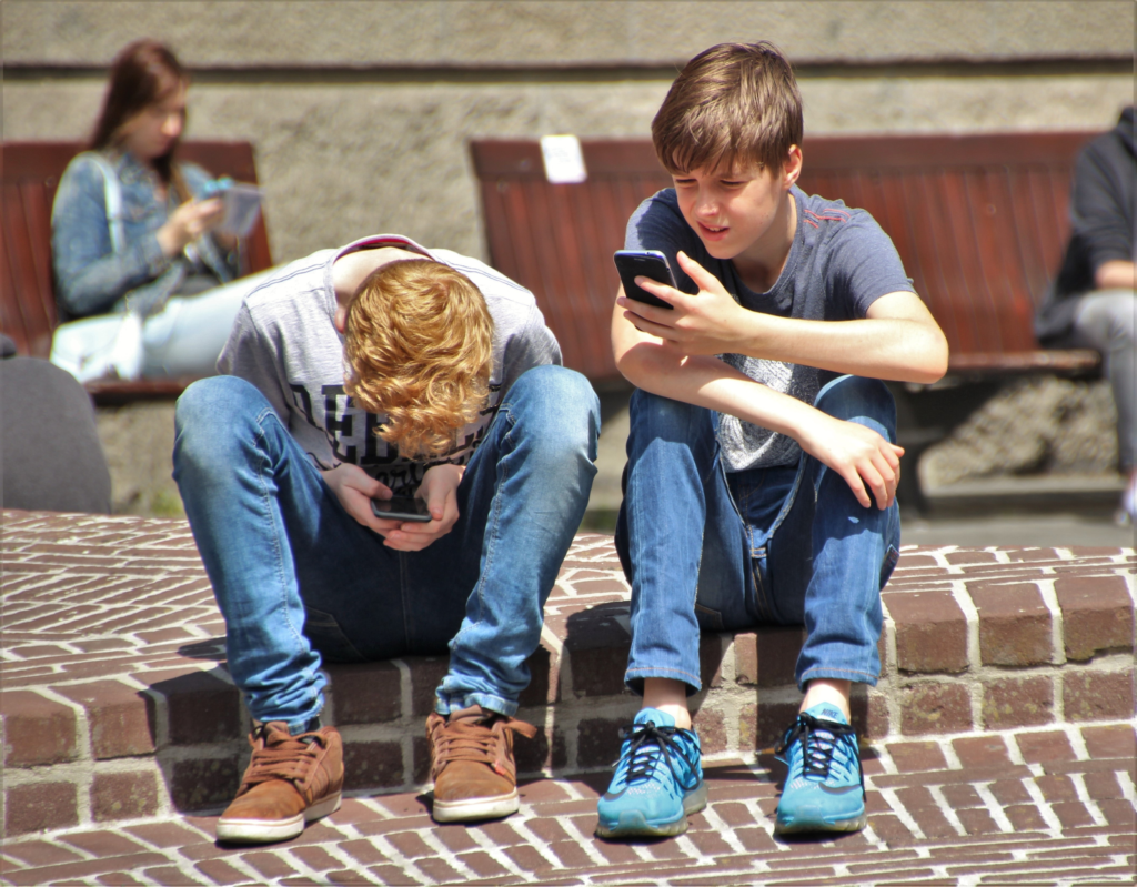 How young is too young for kids to own their own device?
