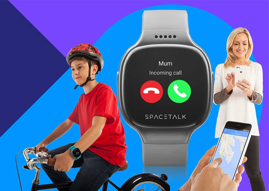 Spacetalk – the fantastic new smartwatch for kids