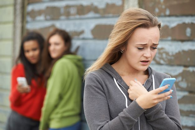 Is Cyber Bullying just a by-product of the world of technology?